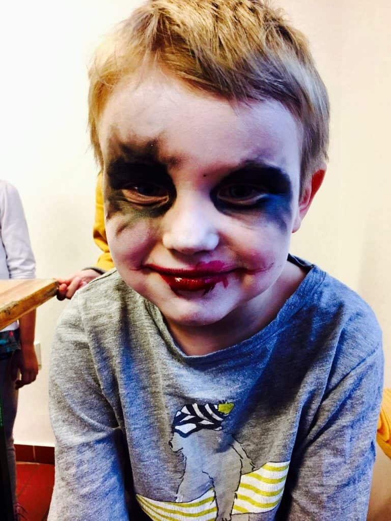 Halloween na Targu śniadaniowym z Flob a dob
