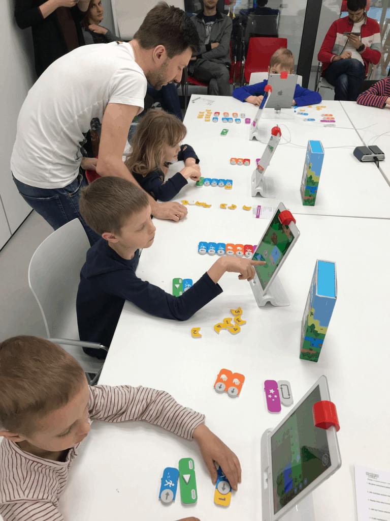 Akademia DuckieDeck - darmowe zajęcia z programowania dla dzieci