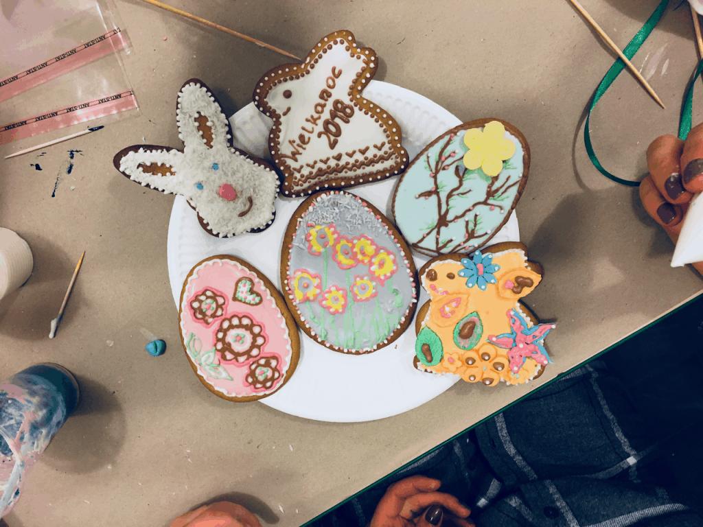Wielkanocne dekorowanie ciastek - warsztaty